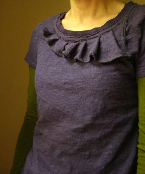refashioned T-Shirt