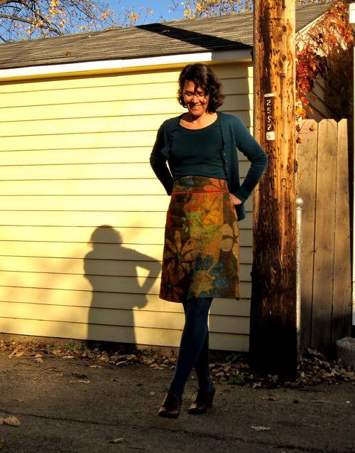 Ginger skirt Colette